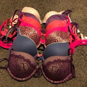 Other - Lot of 7 34B Victoria's Secret bras
